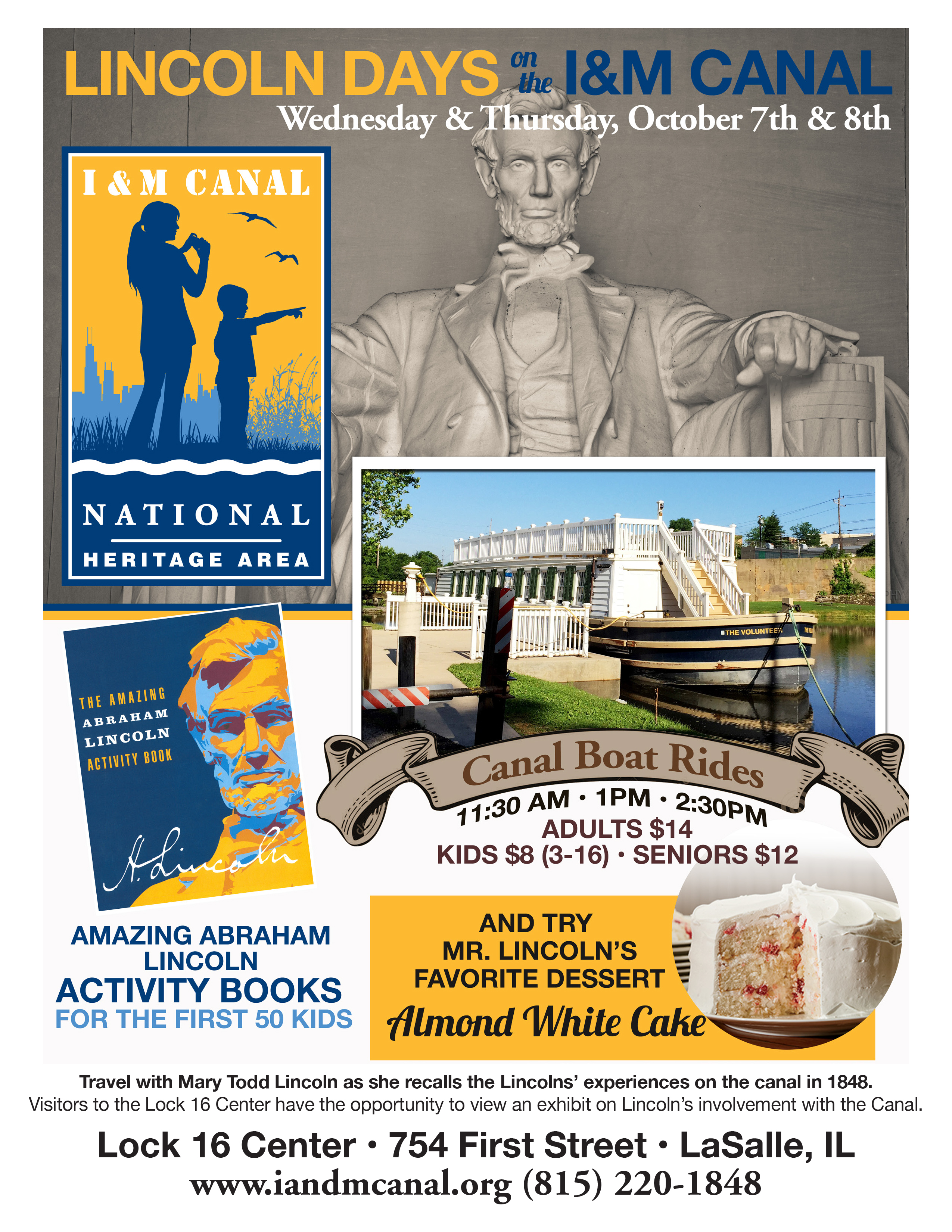 Lincoln Days Flyer revised